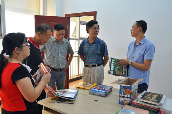 武昌工学院教务处组织结构图
